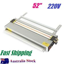 "AUS Stock, 52"" Upgraded Acrylic Lightbox Plastic PVC Bending Machine Heater,220V"