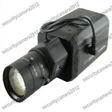 HD 700TVL Sony Effio-E DSP 6-60mm Auto Lens Manual ZOOM CCTV OSD Box Camera