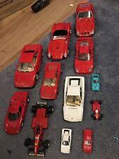 Ferrari Model Cars F40 Gto F1 1/18 1/24