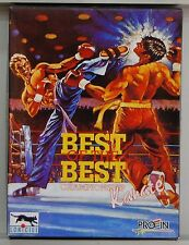 BEST OF THE BEST CHAMPIONSHIP KARATE - PC - VERSION ESPAÑA - COMPLETO EN CAJA
