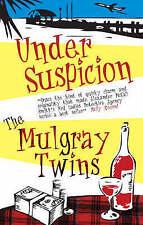 Under Suspicion, The Mulgray Twins, New Book