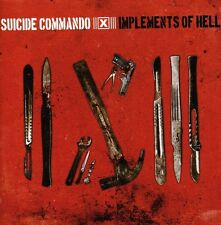 Implements of Hell 0782388062527 by Suicide Commando CD