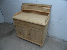 Pine Art Deco Antique Dressers