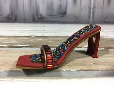 Just The Right Shoe By Raine Drops Heart and Sole Coa Box 25221