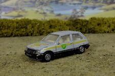 R&L Diecast: Loose/ Corgi Vauxhall Nova Silver Playworn