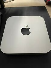 More details for apple mac mini (256gb ssd, m1, 8gb) silver - boxed, hardly used.