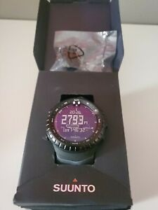 Suunto Core All Black Military Men's Outdoor Sports Watch SS014279010