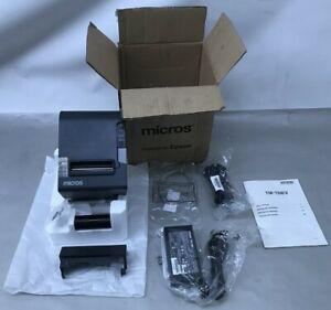 Epson (M244A) Black Ethernet Thermal POS Receipt Printer TM-T88V