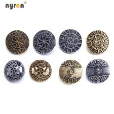 Multi Style Metal Snap Button Snap Charms Fit 18mm Button Ginger Snap Jewelry