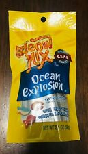 *NEW* Meow Mix Ocean Explosion Cat Treats, MADE WITH REAL TUNA AND SALMON!!!