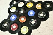 Lot 20 R&B Soul Funk Blues 45rpm Vinyl Discs JukeBox Variety Incl Some MOTOWN