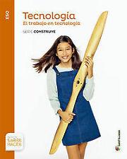 (15).TECNOLOGIA I: TRABAJO EN TECNOLOGIA.(CONSTRUYE). ENVÍO URGENTE (ESPAÑA)