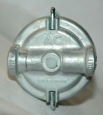 1955-64 AC GF48 GLASS BOWL FUEL FILTER ASSEMBLY WITH ELEMENT CHEVY CORVETTE NEW