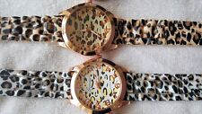 Job lot 20 pcs Rubber Silicone Animal print design gel Watches new wholesale -