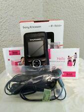 Sony Ericsson T Mobile Straight Cell Phone J132 Fm Radio
