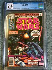 Star Wars #6 1977 CGC Grade 9.4
