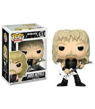 Funko Pop! Metallica: James Hetfield Figura Bobble Head