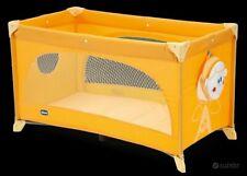 Culla Lettino da campeggio Chicco Easy Sleep arancione perfette condizioni