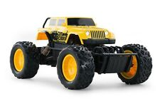 1/18 Radio Remote Control Road Laserstar Rock Crawler 4X4 Truck R/C RTR Yellow