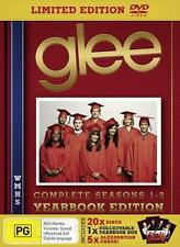 Glee - Season 1 2 3 (LIMITED EDITION) YEARBOOK EDITION Brand NEW & Sealed R4