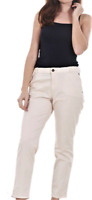 Ladies Womens New ESPRIT Straight Fit Chino Trousers Pants Sizes 6-8-10-12-14-18