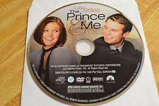 The Prince and Me (DVD, 2004, Full Frame)Disc Only Free Shipping