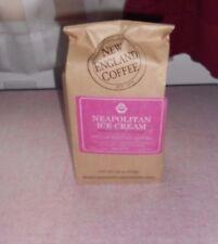 NEW ENGLAND NEAPOLITAN ICE CREAM GROUND COFFEE 1LB. BAG MEDIUM ROAST FLAVORED