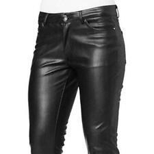 BRAND NEW: Vegan Leather Pants