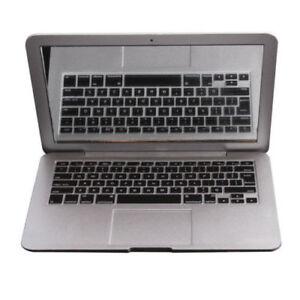 Mini Novelty Makeup MirrorBook Air Mirror Apple MacBook Shaped Silver