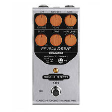 Origin Effects RevivalDRIVE Compact Overdrive Pedal