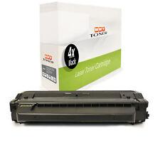 4x Toner für Samsung SCX-4623-FN SF-650-P SCX-4600-FN ML-2545 ML-2581-N