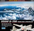 [Academy] 12528 1/72 USAAF B-29A Enola Gay&Bockscar Plastic Model Kit Airplanes