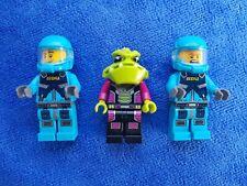 LEGO Galaxy squad minifigures x 3