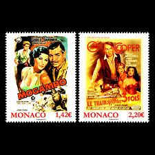 Monaco 2017 - Grace Kelly Movies Cinema Art - MNH