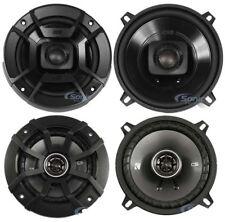 """Polk Audio DB522 DB+ 600W 5.25"""" Marine/UTV + Kicker 43CSC54 450W 5.25"""" Speakers"""