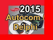 Delphi - Autocom 2015.3  key-Activation
