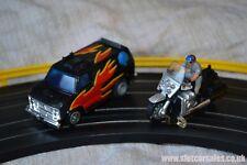 Nuevo En Caja Ideal Chips Ford Custom Van & Kawasaki Moto Ho ranura de coche Afx Tyco