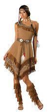 Indian Maiden Womens Costume Pocahontas Sacagawea Native American