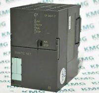 Siemens Simatic Net CP Industrial Ethernet 6GK7343-1GX20-0XE0 Garantie -used-