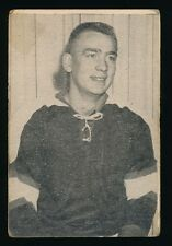1952-53 St Lawrence Sales (QSHL) #85 PETER WRIGHT (Sherbrooke)