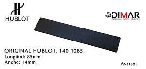 Original 100% Hublot ( Watch Band ) 140 10 85 - Only Single Strap