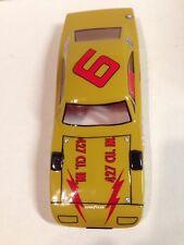 "1/24 Retro Dodge Daytona 4.5"" Wheel Base Slot Car Body"