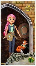 New DISNEY PARKS Attractionistas BRIAR SPLASH MOUNTAIN Magic Kingdom Doll & Fox