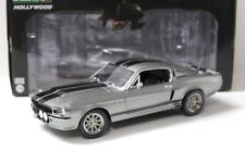 1:18 Greenlight Ford Shelby GT 500 ELEANOR 1967 grey NEW bei PREMIUM-MODELCARS