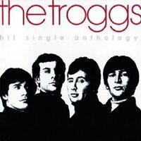 THE TROGGS - THE HIT SINGLE ANTHOLOGY  CD  18 TRACKS BEAT POP BEST OF/HITS  NEU