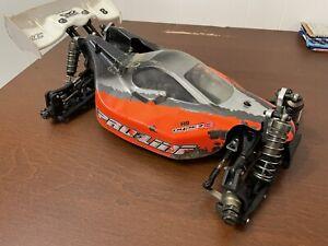 Hobao Hyper 8 Nitro Rc Race Buggy (roller) 1/8