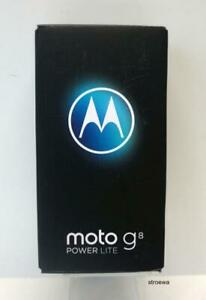 Motorola Moto G8 Power Lite Smartphone blau