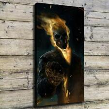 Flame Knight HD Canvas printed Home decor painting room Wall art picture poster