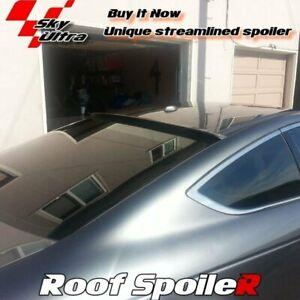 Stock 384 RBL type Rear Roof Spoiler Wing For 06~09 Volkswagen Passat MK6 Sedan