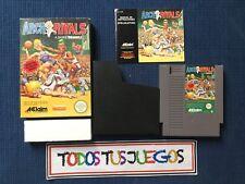 Arch Rivals Nintendo Nes Pal ESPAÑA BUENA CONDICION